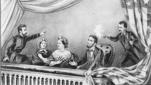 O atentado contra Lincoln