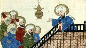 A morte do profeta Maomé
