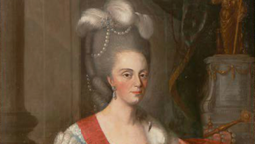Morte de D. José I e subida ao trono de D. Maria I