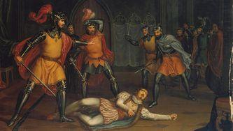 A morte do Conde Andeiro