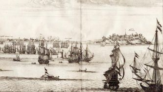 A tomada de Olinda pelos holandeses