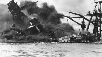 O ataque japonês a Pearl Harbor