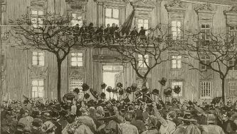 A revolta republicana do Porto