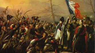 A fuga de Napoleão da ilha de Elba