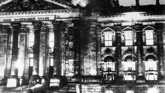 O incêndio do Reichstag