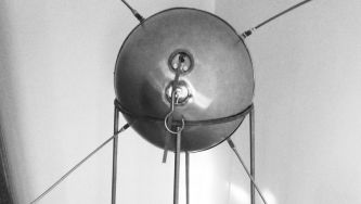 Lançamento do Sputnik, o 1º satélite artificial