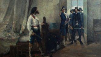A prisão de Tiradentes