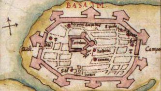 O tratado de Baçaim, entre Portugal e o Gujarat