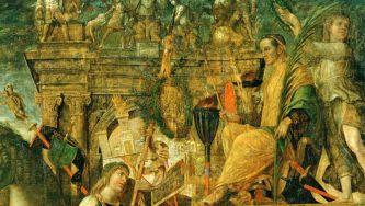 Júlio César atravessa o Rubicão