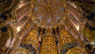 A Charola do Convento de Cristo