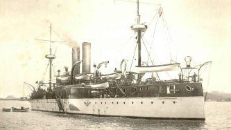 """Explosão do navio """"Maine"""""""
