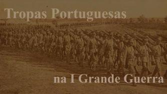Participação portuguesa na Grande Guerra em números