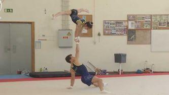 O que é a ginástica acrobática?