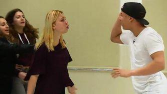 Violência no namoro: representar para prevenir