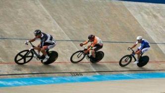 O que é o ciclismo de pista