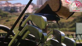 Golfe: conhecer o material para jogar