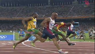 Atletismo: 100 metros velocidade