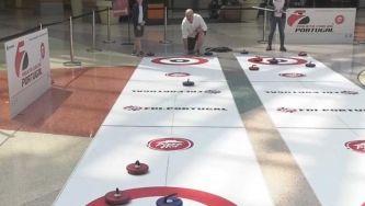 O que é o Curling