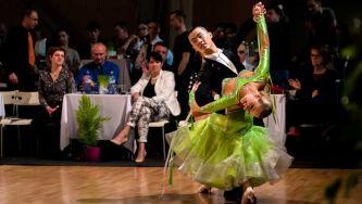 O que é a dança desportiva