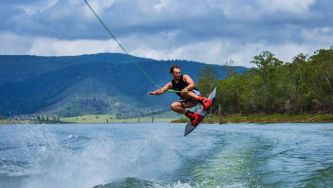 O que é o Esqui Aquático