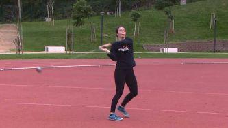 Atletismo: o lançamento do martelo