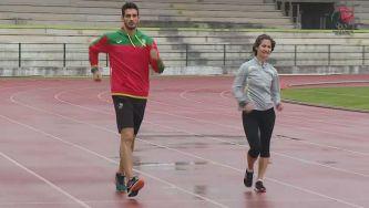 Atletismo: marcha atlética