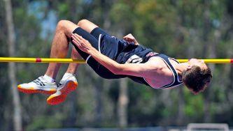 Atletismo: salto em altura