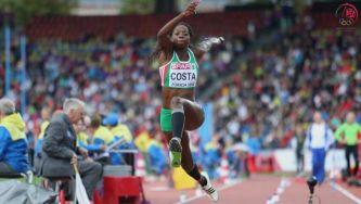 Atletismo: triplo salto
