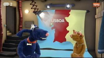 Um minuto de Lisboa