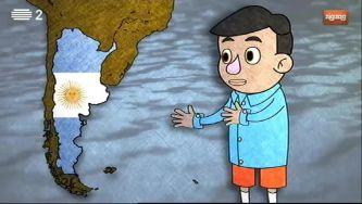 Crianças no Mundo: em Buenos Aires, com Santiago