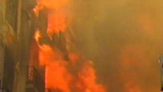 Memórias do incêndio do Chiado