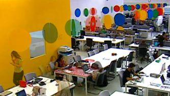 A busca da inovação no Centro Empresarial Lionesa