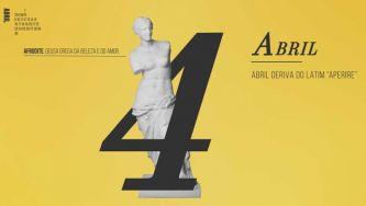 Abril, mês que recorda a deusa do amor