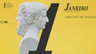Janeiro, inspirado pelo deus Jano