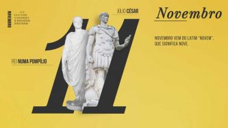 Novembro, o nono mês do calendário romano