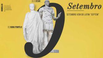 Setembro, o sétimo do calendário romano