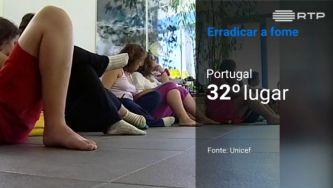 Crianças portuguesas são obesas diz UNICEF
