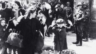 Assalto das SS ao gueto de Varsóvia