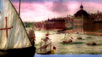 """""""Caiu o Carmo e a Trindade"""" no terramoto de 1755"""