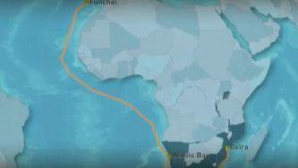 De Moçambique a Portugal numa traineira