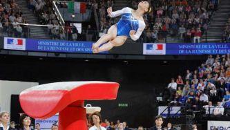 Ginástica Artística Feminina, especialidade saltos
