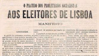 Fundação do Partido Socialista Português