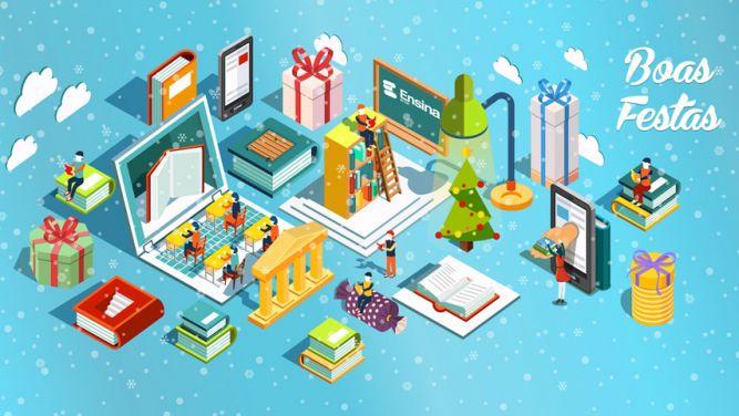 O nosso Natal para ti