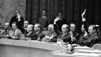 Admissão de Portugal na ONU