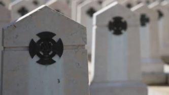 Cemitérios de guerra e de memórias