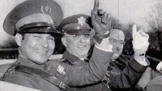 A queda do presidente Fulgencio Batista