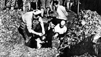 """O """"Massacre de Nanquim"""", na China"""