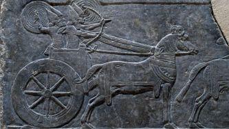 Batalha de Nínive, no atual Iraque