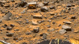 Lançamento da sonda Mars Pathfinder