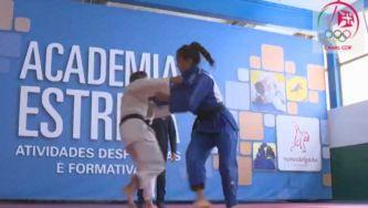 Judo: os combates em pé